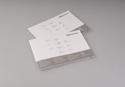 BMW Service Booklet