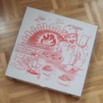 A normal pizzabox