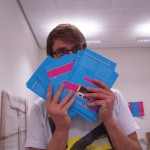 A handfull of cut-outs